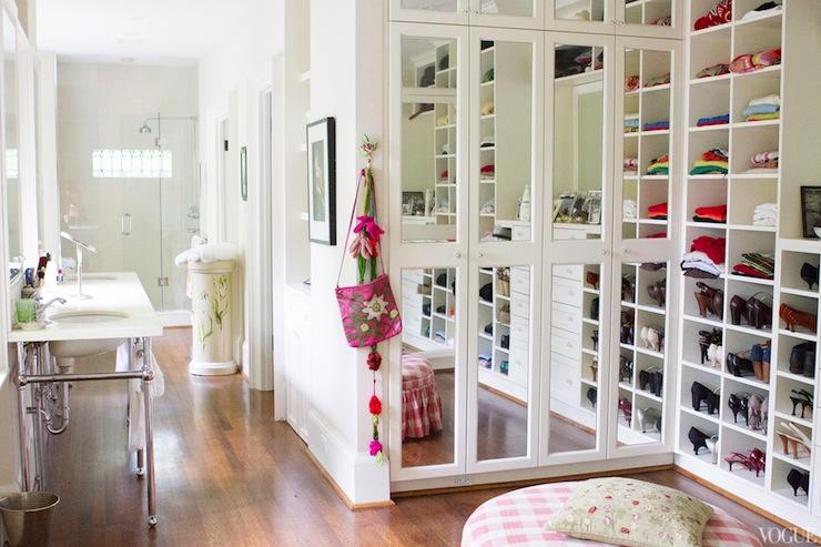 50 Different Ways To Refine Your Closet And Bathroom