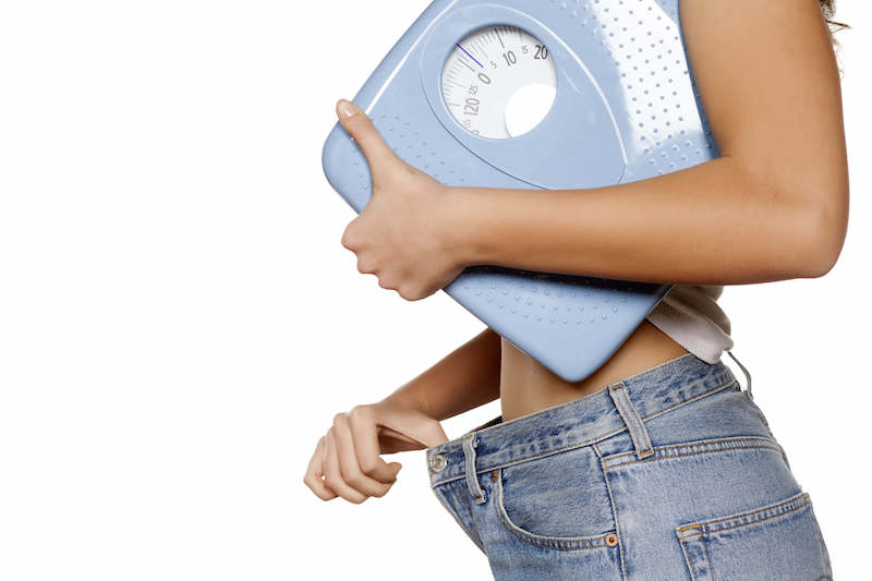 How to lose weight in your stomach without dieting
