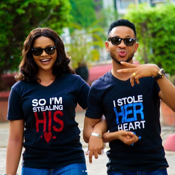 Pre Wedding Photos Of Nigeria Beauty Queen And Her Fiance3 Dailyfamily Ng