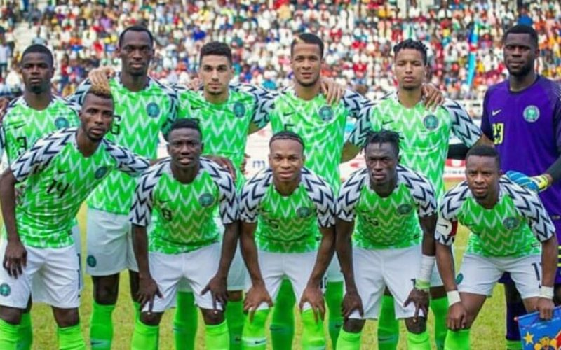 d6a0e605f Super Eagles  Jersey Ranks Best World Cup 2018 Kit (See Full List + Photos)